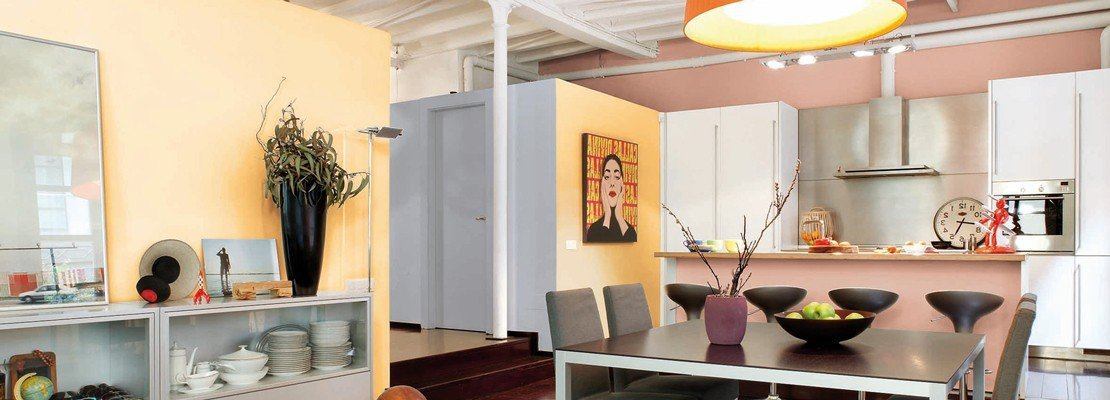 Dipingere le pareti con effetti decorativi un video ti spiega come cose di casa - Rivestimento decorativo pareti ...