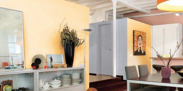 Dipingere le pareti con effetti decorativi un video ti - Idee per dipingere pareti di casa ...