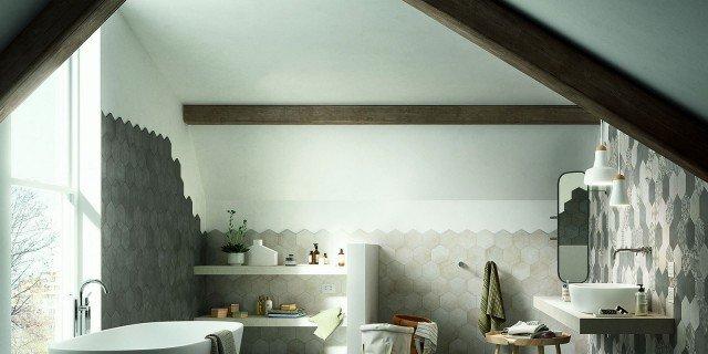 ceramica rondine - cose di casa - Piastrelle Bagno Novita
