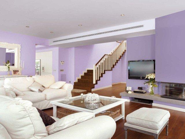 Dipingere le pareti con effetti decorativi un video ti for Gamma colori pareti