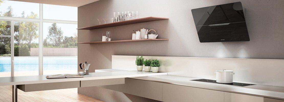 Cappe per cucine moderne cappe per cucine moderne with - Cappe aspiranti per cucine ...