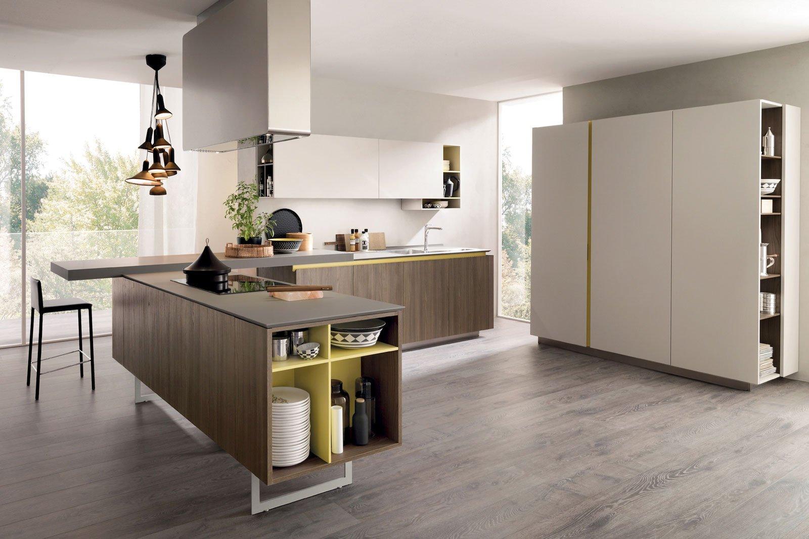 In cucina scelgo laminato o laccato cose di casa - Laminato in cucina ...