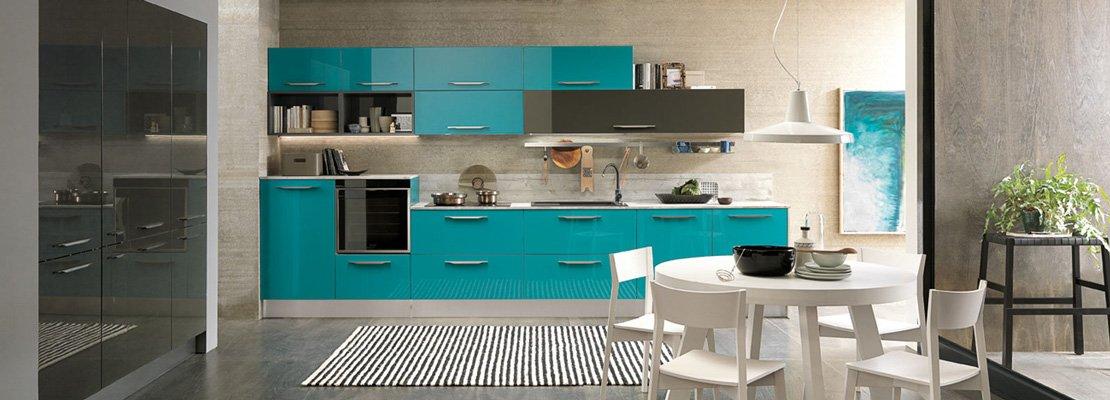 Modelli cucine moderne le cucine moderne fun realizzate for Laminato ikea opinioni