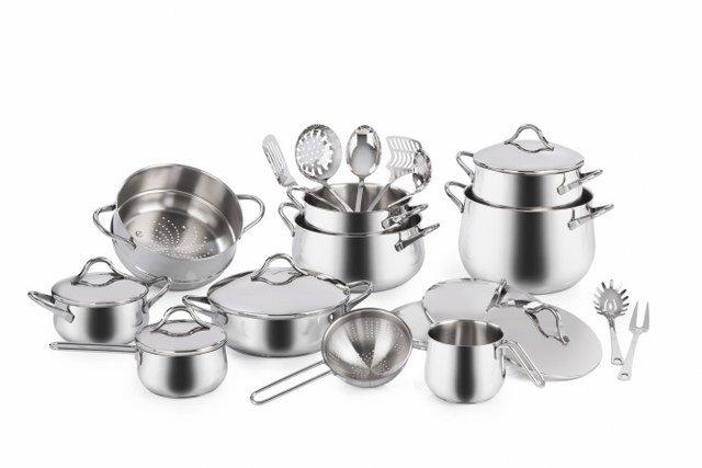 Per la cucina le nuove pentole cose di casa - Pentole per cucine a induzione ...