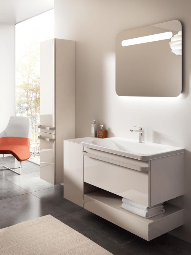cersaie 2015: i nuovi mobili per l'arredobagno - cose di casa - Arredo Bagno Ideal Standard Prezzi