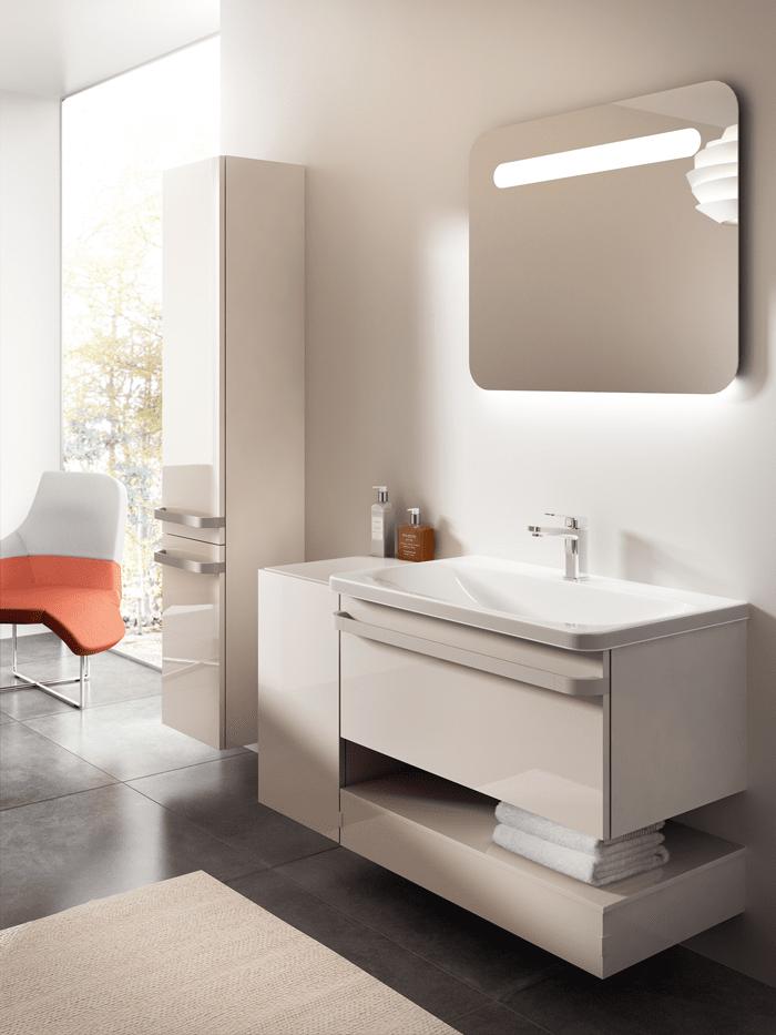 Cersaie 2015 i nuovi mobili per l 39 arredobagno cose di casa for Bagni arredo prezzi