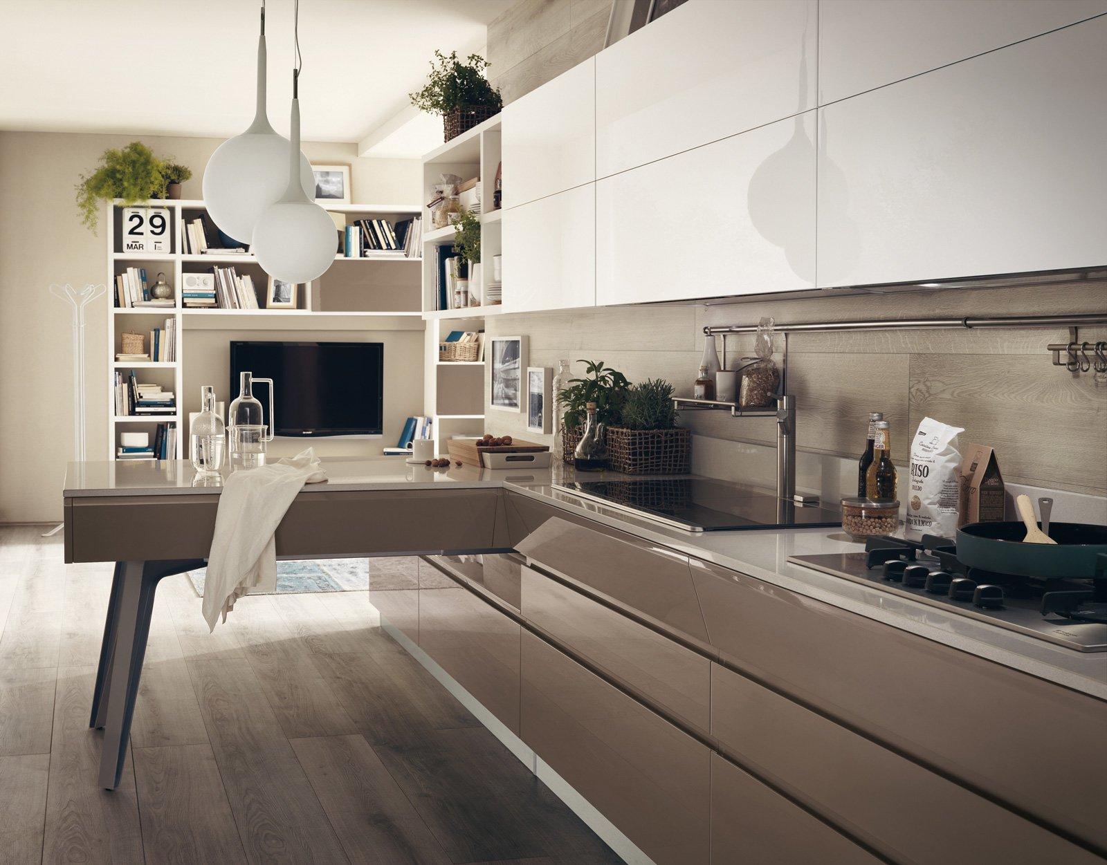 In cucina scelgo laminato o laccato cose di casa - Cucine scavolini ...