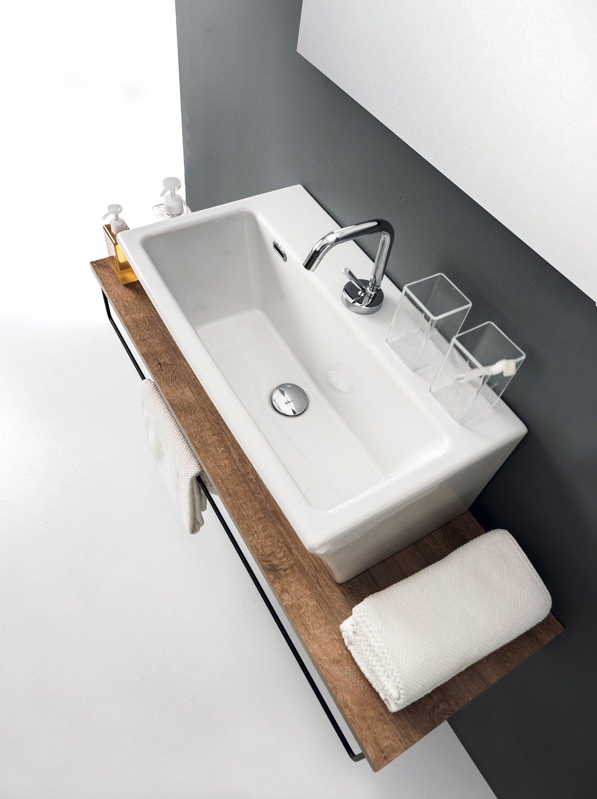 Lavabo bagno profondit 30 cm termosifoni in ghisa - Mobile profondita 30 cm ...