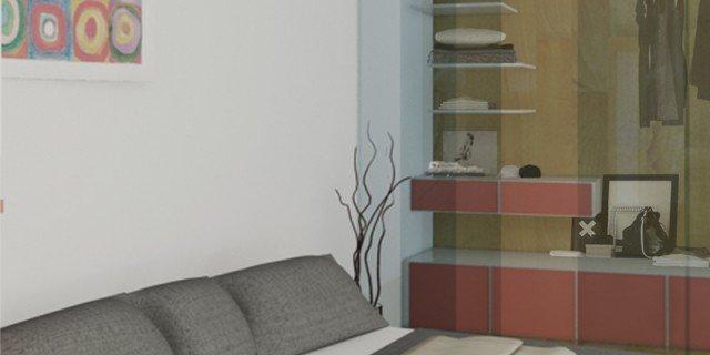 Arredamento Camera Da Letto Stretta E Lunga : Camera irregolare lunga e stretta come la arredo cose