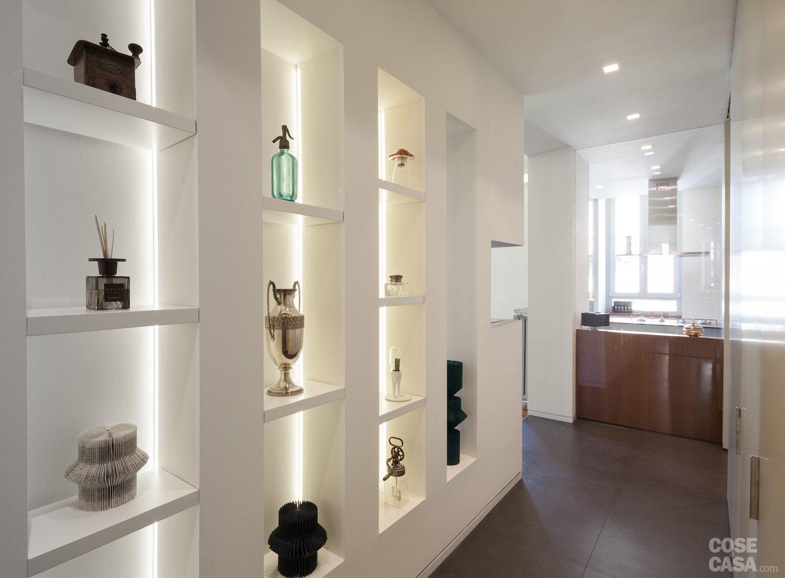 108 mq con nuove divisioni cose di casa - Casa in cartongesso ...