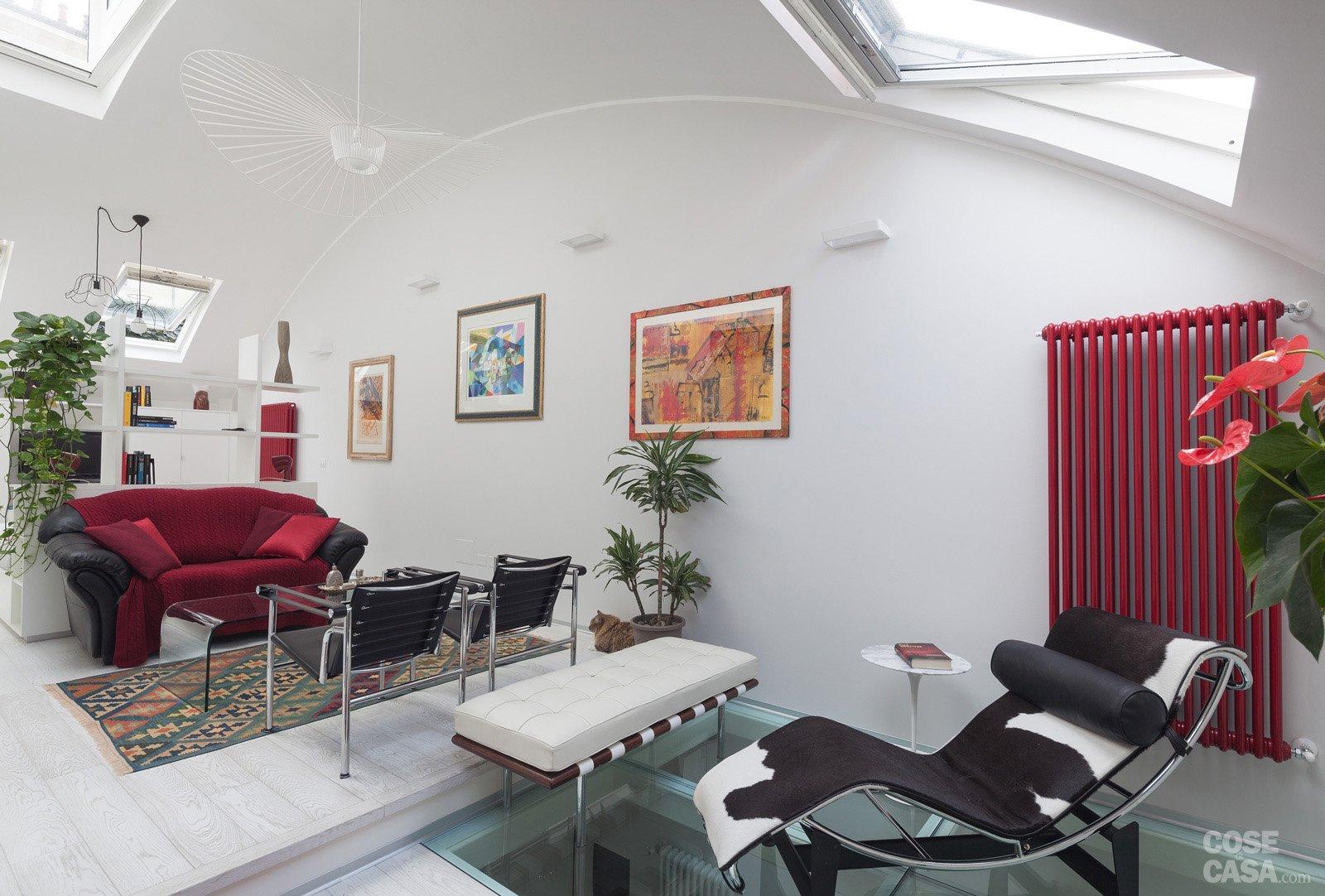 58 mq una casa piena di luce cose di casa for Piani di casa tropicale con cortili
