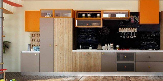 La cucina come spazio multifunzione