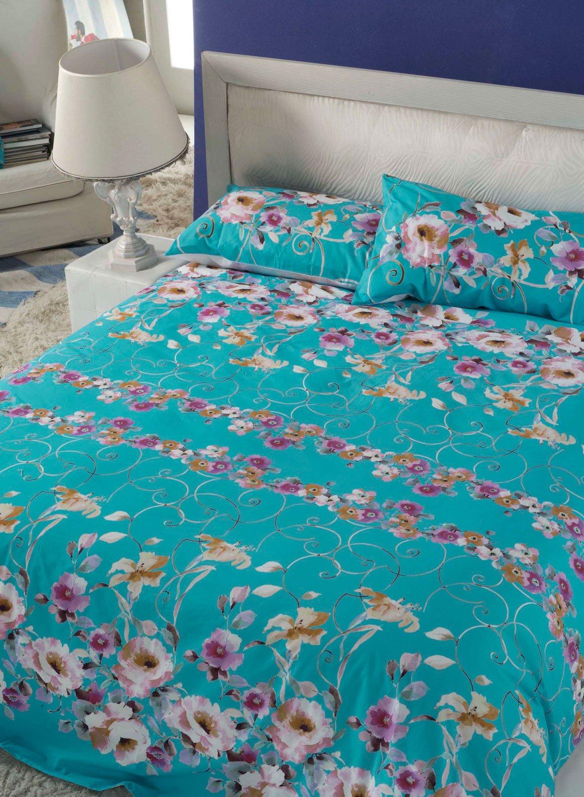 Piumino e copripiumino per vestire il letto cose di casa - Piumini ikea grado di calore ...