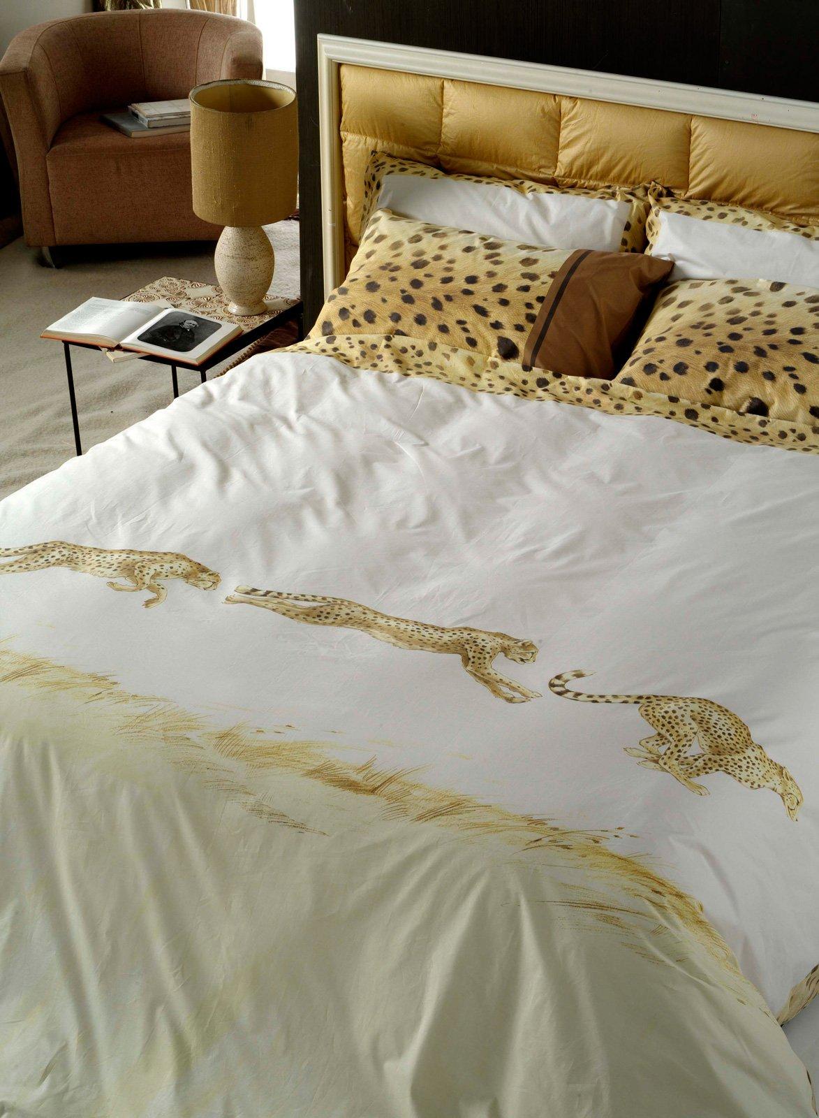Piumino e copripiumino per vestire il letto cose di casa - Vestire il letto ...