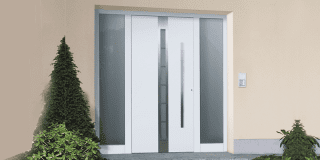 Porte di ingresso in promozione