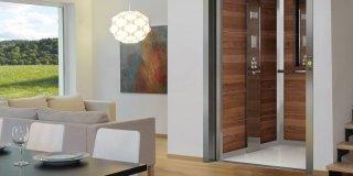 Mini ascensori e montascale in casa: funzionali e di design