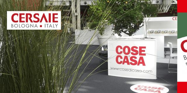 Cersaie: al via l'edizione 2015
