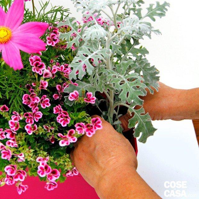 Il vaso fiorito per il balcone cose di casa for Aggiungendo un mudroom al lato della casa