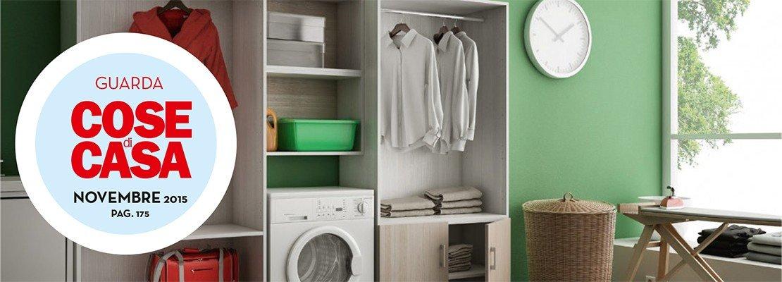 Lavanderia stireria tutto quel che serve cose di casa - Portabiancheria leroy merlin ...