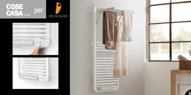 Deltacalor presenta il nuovo Dryer Plus: maggiore ventilazione per una migliore asciugatura dei panni