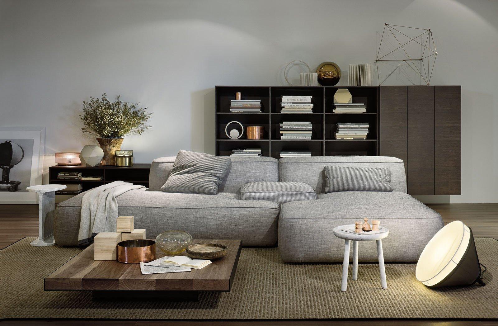 soggiorno moderno con divano nero: nero divano ad angolo acquista ... - Soggiorno Ad Angolo Moderno 2