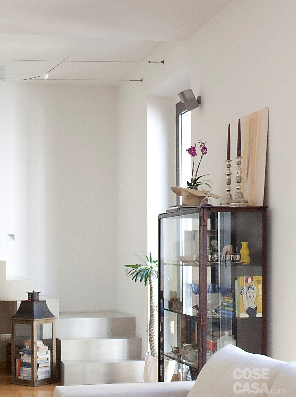 Una casa da copiare 10 idee tra spunti d 39 arredo e decor for Idee interni design