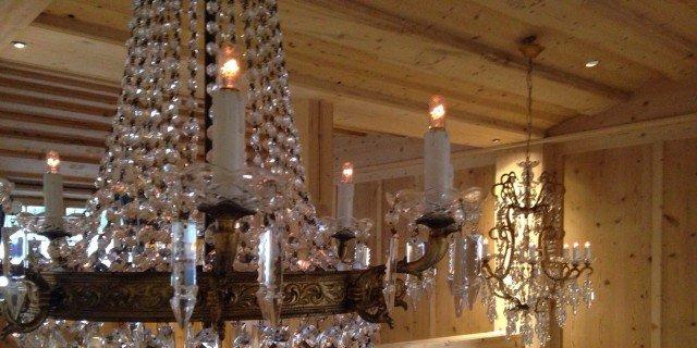 Lumièra. La magia dell'illuminazione nel luogo del pranzo