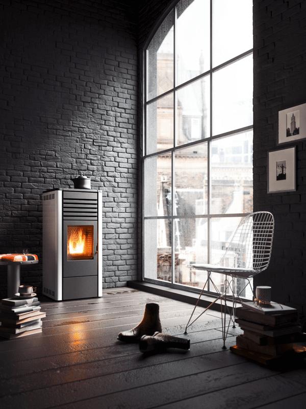 Stufa e caminetto caratteristiche a confronto cose di casa - Cucinare nel termocamino ...