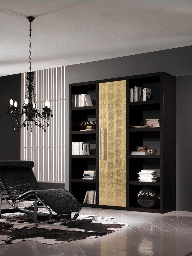 Librerie pareti attrezzate multifunzione cose di casa - Esalinea mobili ...