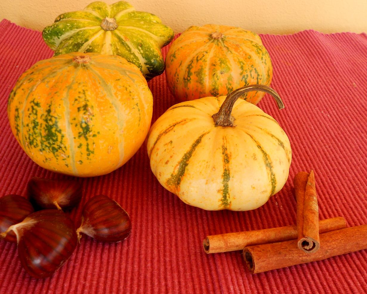 Decorazioni Tavola Halloween Fai Da Te : Zucche ornamentali per halloween cose di casa