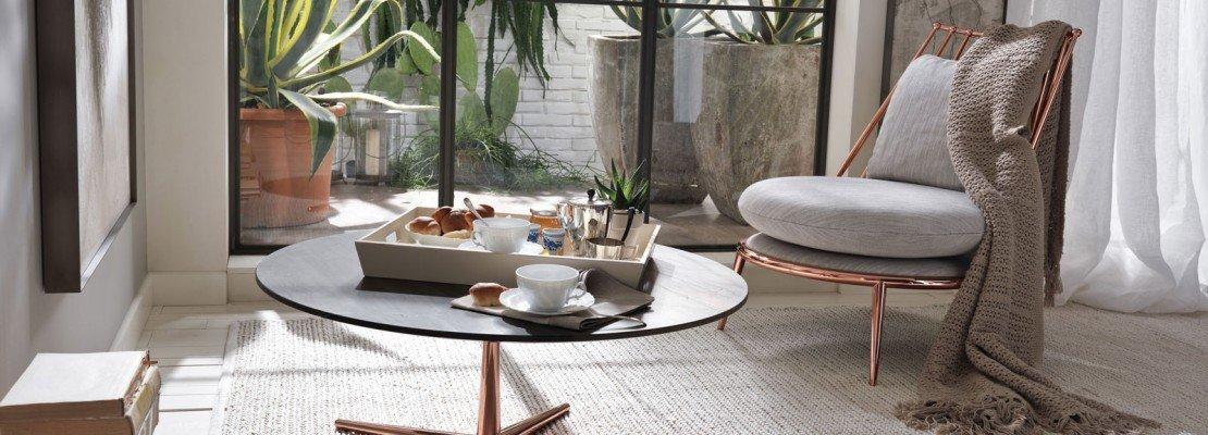 Tavolino per il soggiorno singolo in coppia o in tris - Tris di tavolini ...