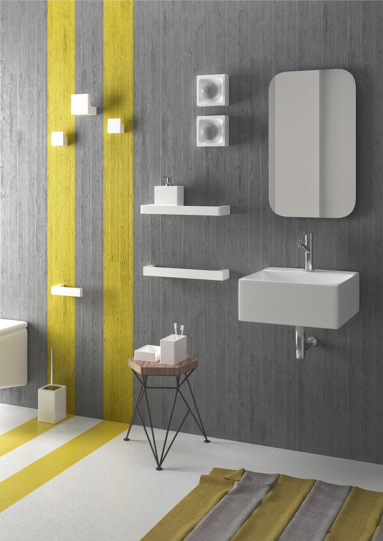 Lavabi piccoli e lavamani cose di casa - Regia accessori bagno ...