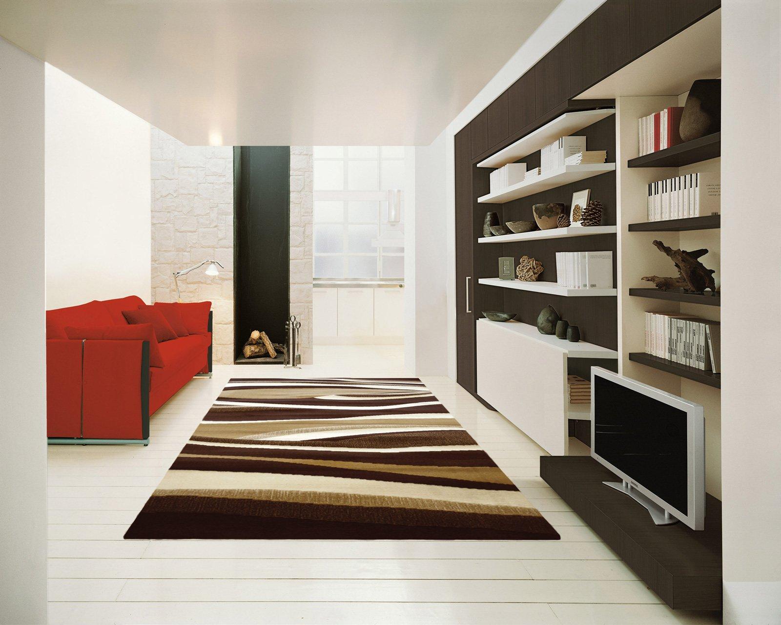 Librerie pareti attrezzate multifunzione cose di casa for Parete attrezzata con divano