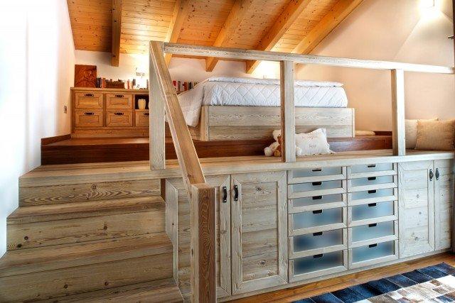 La camera in mansarda cose di casa - Quanto costa una finestra velux ...