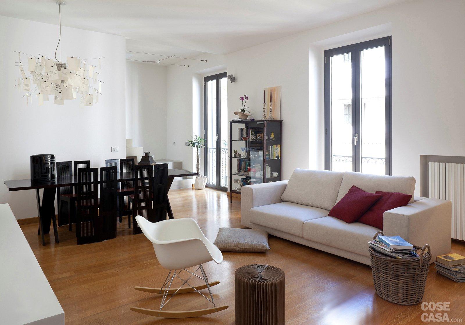 Una casa da copiare 10 idee tra spunti d 39 arredo e decor for Piano terra con 3 camere da letto con dimensioni pdf
