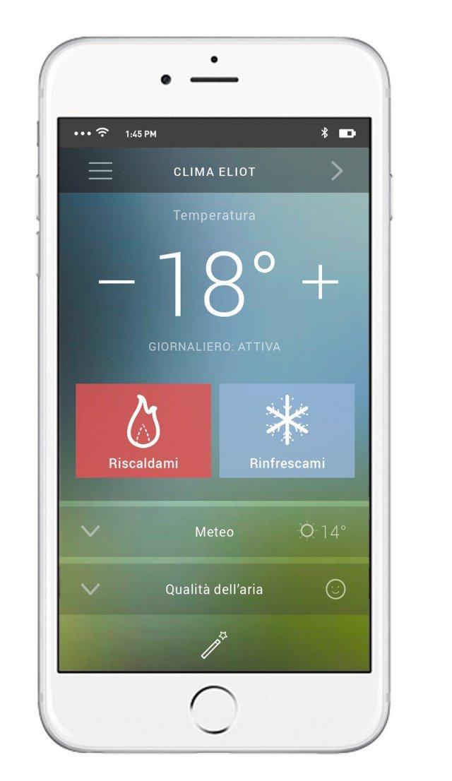 crono termostato app_BTicino