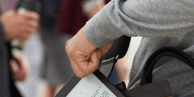 E-reader: salvaspazio e da portare ovunque