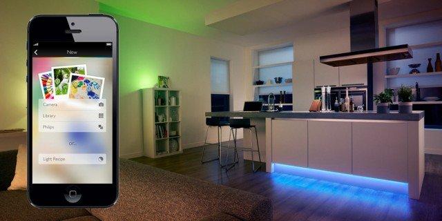 Illuminazione intelligente: lampade connesse, flessibili e versatili