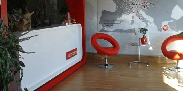 Internorm: nuovo flagshipstore nel Centro Sud