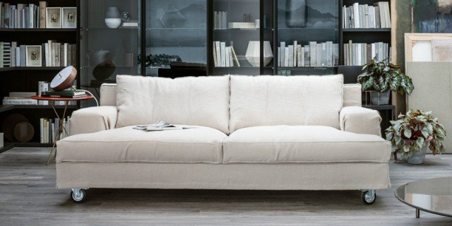Divani Piccoli.Divani Piccoli A Due O Tre Posti Design Per Il Relax Cose Di Casa