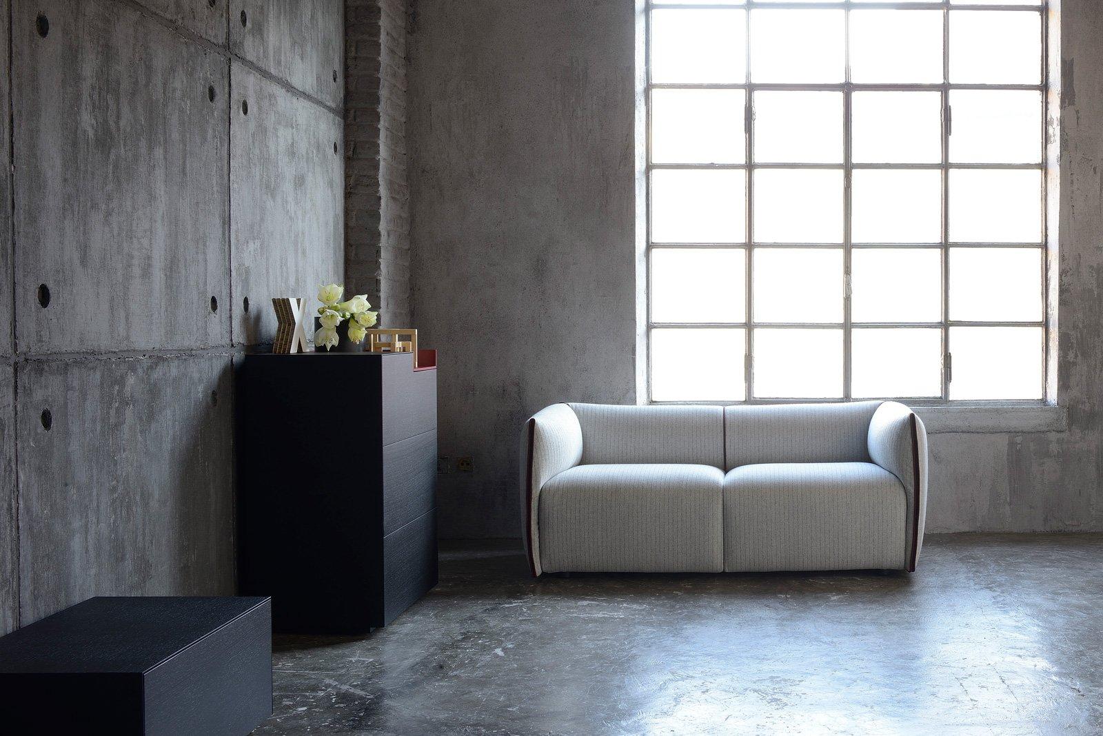 Divani piccoli a due o tre posti design per il relax for Divani design italia