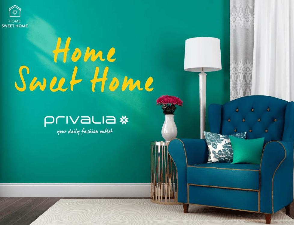 Privalia promozione home sweet home cose di casa for Contatti privalia