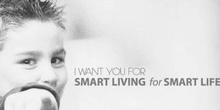 Design contest: il living diventa smart