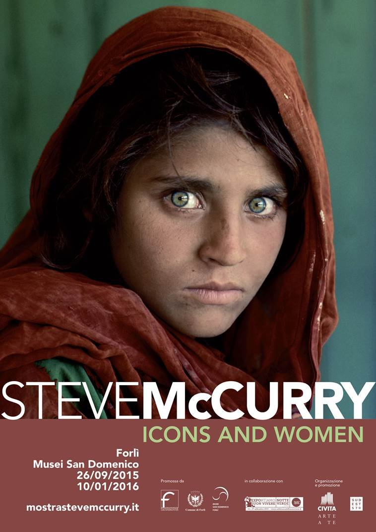 Mostra steve mccurry icons and women forl cose di casa for Steve mccurry icons