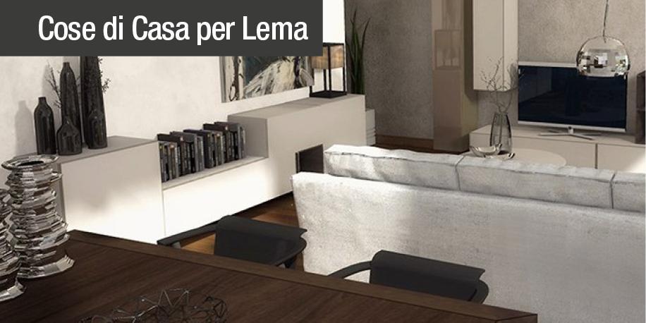 Arredare il soggiorno un progetto in 3d cose di casa for Arredare in 3d