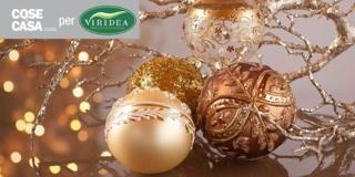 Da Viridea, le decorazioni più belle per rinnovare la magia del Natale