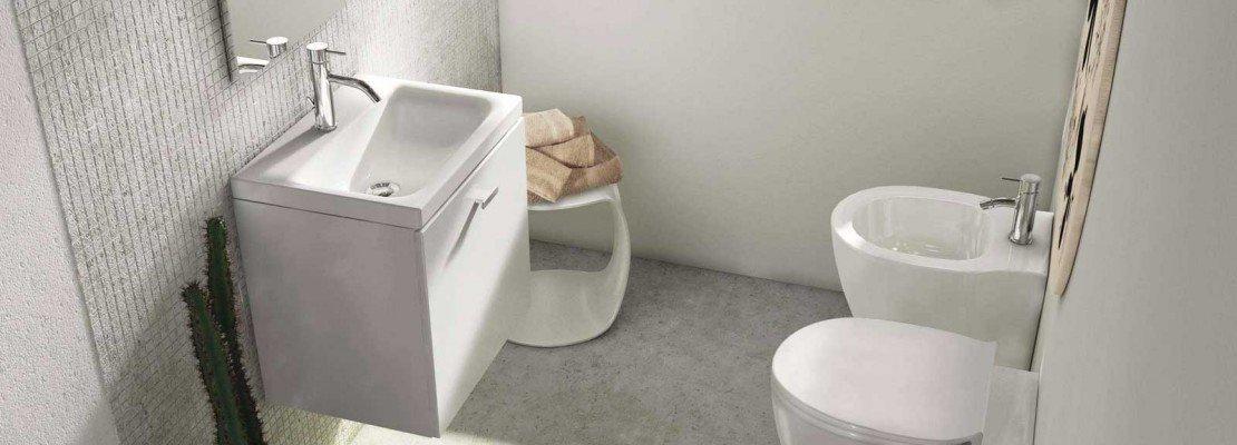 Mobili lavabo piccoli per risparmiare centimetri preziosi for Piccoli mobili design
