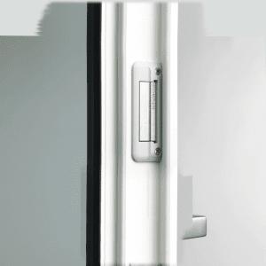 Ferramenta di design I-Tec, priva di sporgenze e con chiusura più sicura
