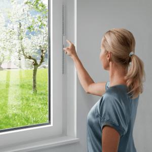 Ventilalazione meccanica controllata VMC I-Tec, per arieggiare l'ambiente a finestra chiusa