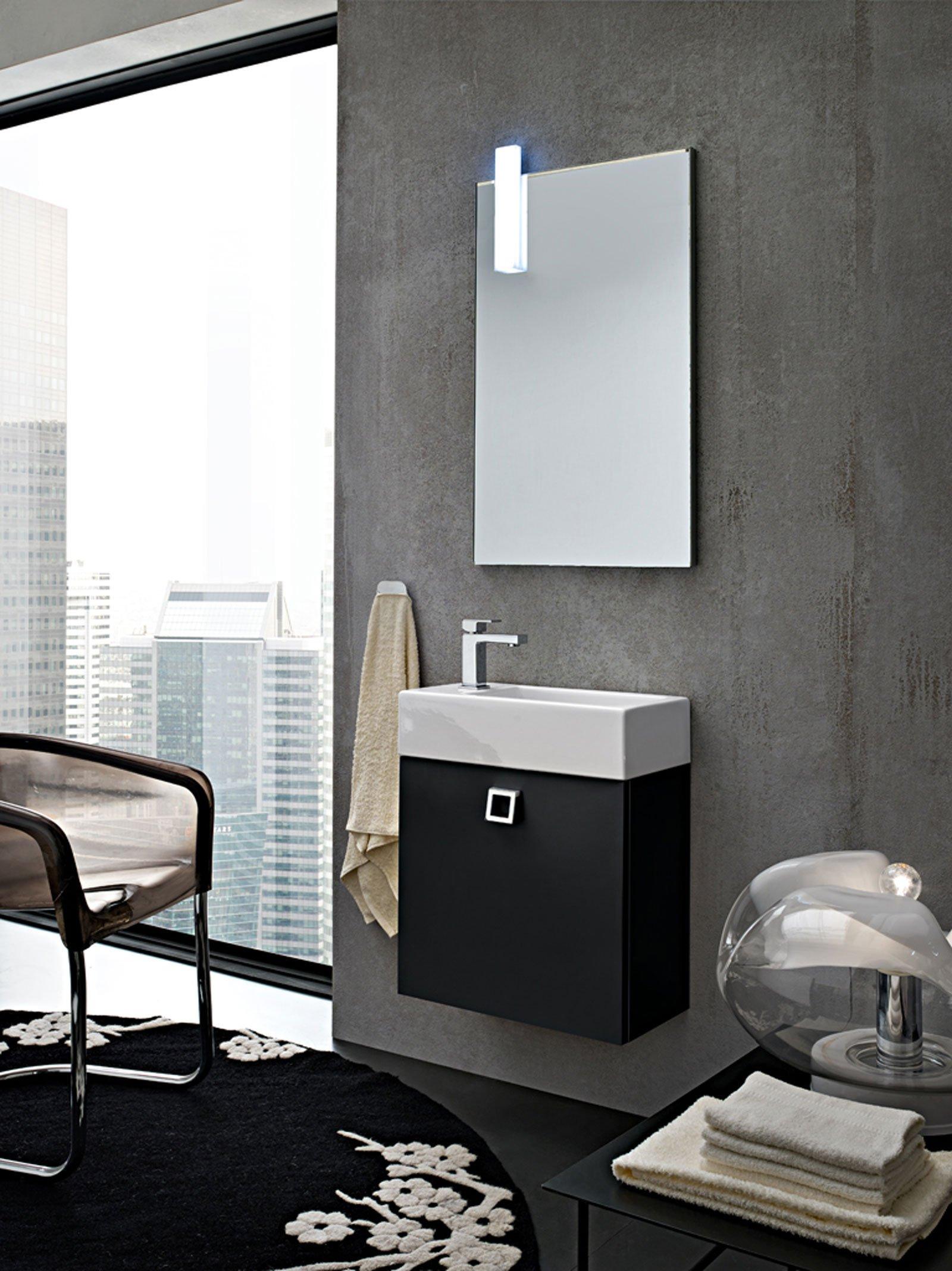 Mobili lavabo piccoli per risparmiare centimetri preziosi - Mobili per lavabi ...